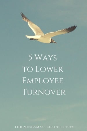 4 ways to reduce turnover Do you want 4 free ways you can use to reduce turnover we know turnover can be a major problem for any business start being proactive today.