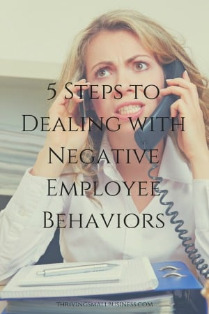 While confronting employees is never fun, it can be done with diplomacy and result in changed behaviors.