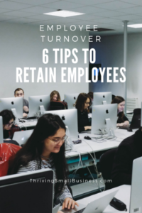 Tips for employee retention