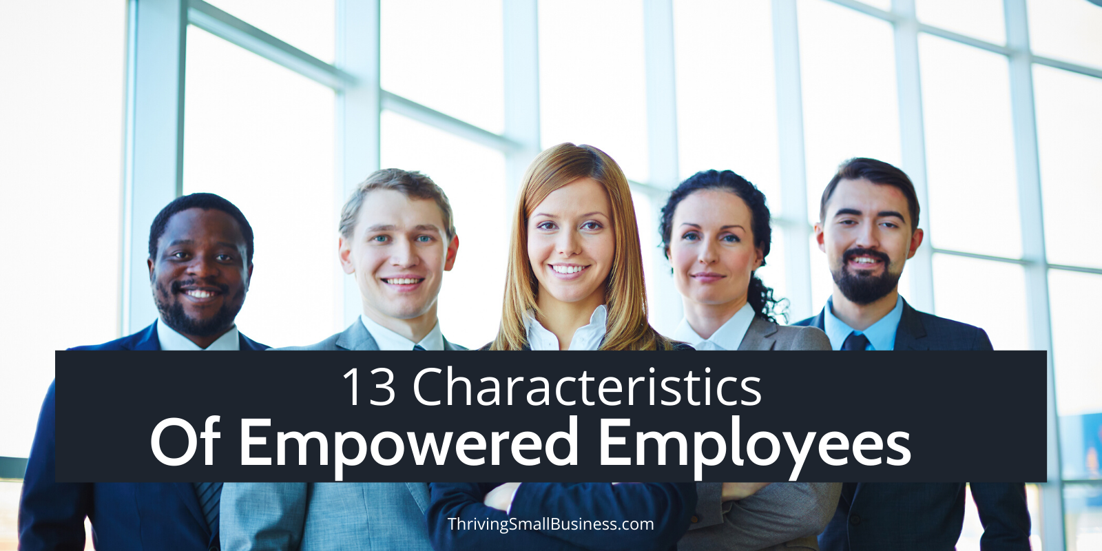 what are empowered employees
